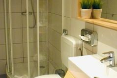 Boardinghouse Neckarsulm Apartmentdoppelzimmer Bad